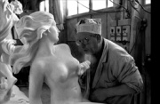 I laboratori del marmo a Pietrasanta